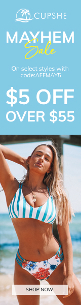 Mayhem Sale  $5 Off Over $55