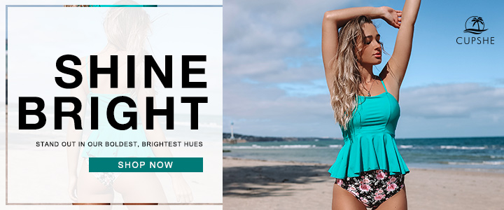 Shine Bright! Stand Out In Our Boldest & Brightest Hues! Shop Now!