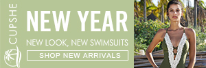 New Year. New Look. New Swimsuits! 100+ New Arrivals! SHOP NEW ARRIVALS!