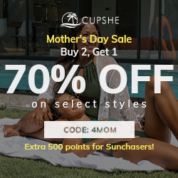 Mother's Day Sale on select styles