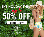 UP TO 50% OFF! The Holiday Event! Shop Now!