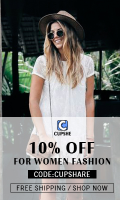 Cupshe ShareAsale Program