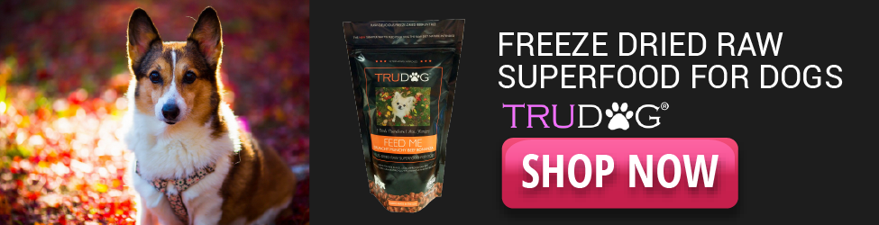 TruDog - Freeze Dried Raw Superfood - dog lover holiday gift