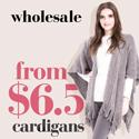 Wholesale Women's Ponchos