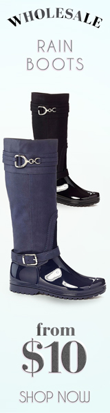 Wholesale Womens Rain Boots