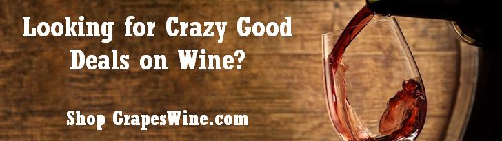 Grapes Wine discount code