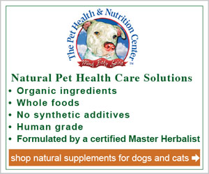Natural Pet Health Care Solutions