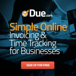 Due.com Online Invoicing