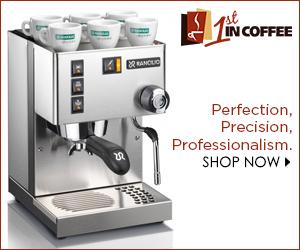 1stInCoffee.com - Your Best Source for Espresso Machines