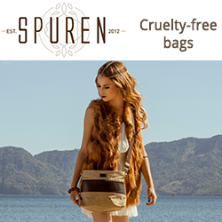 Cruelty-free bags
