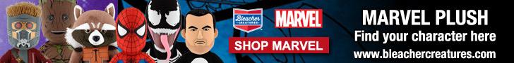 Marvel Comics Bleacher