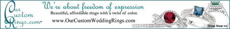Our Custom Wedding Rings