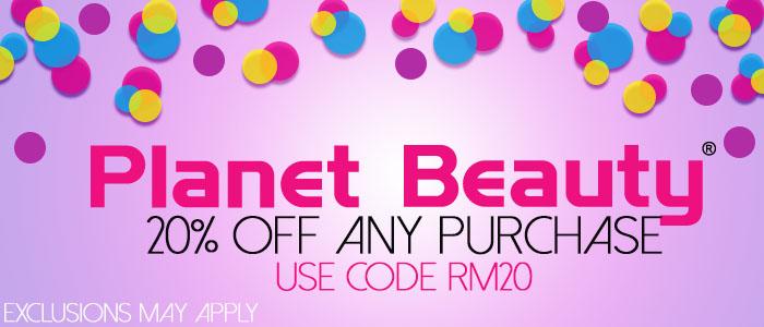 Planet Beauty Discount Code