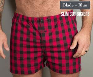 Blade + Blue - Mens Apparel from San Francisco