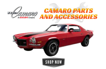 Camaro & Chevelle Parts – The Old Car Guys