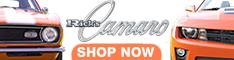 Camaro_234x60 The classic car community | Hot Rod Time