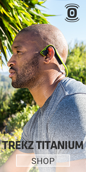 AfterShokz Bone Conduction Headphones - Click Here!