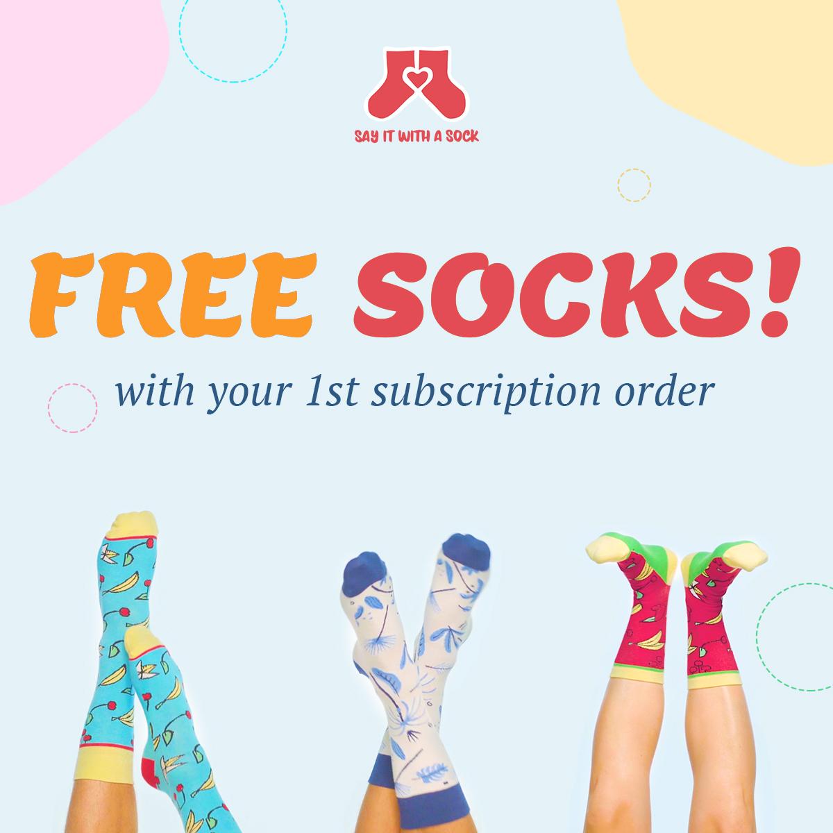 Fun sock of the month club