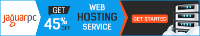 Get 45% OFF Web Hosting