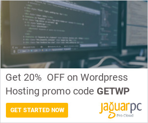 Get 20% OFF on Wordpress Hosting