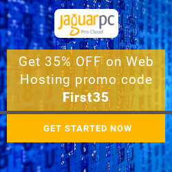 Get 35% OFF on Webhosting