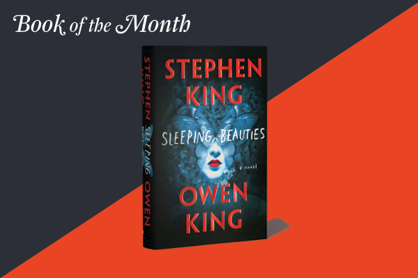 book of the month club october 2017 selections paperbackparis stephen king sleeping beauties