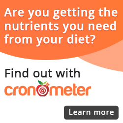 Track Your LCHF Nutrition and Health Data with cronometer