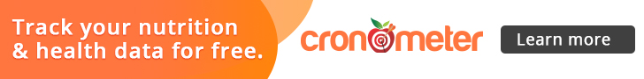Track Your Nutrition and Health Data with cronometer.com