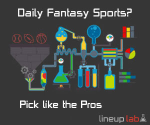 Fantasy sports pick like the Pros