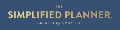 Academic Agenda, Daily or Weekly by Emily Ley