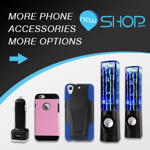 More Phone Accessories, More Options!