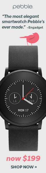 Pebble Smartwatch discounts A