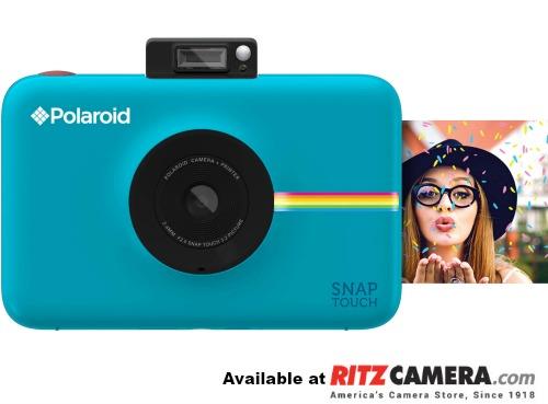 polaroid snap photo