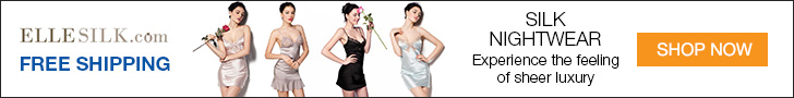Silk Nightwears from Ellesilk.com