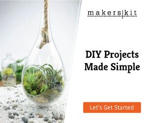 MakersKit -  DIY projects made simple. Let's get started