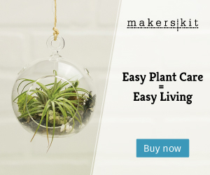 Easy Plant Care = Easy Living. Buy now at MakersKit