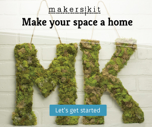 Make your space a home. Let's get started at MakersKit