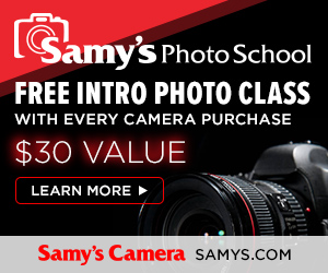 Samy's Photo School