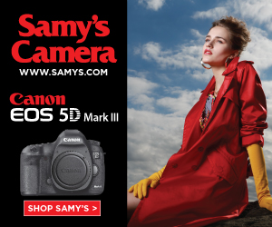 Canon EOS 5D Mark III at Samy's Camera