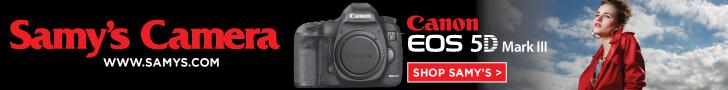 Canon EOS 5D Mark III at Samy's Camera