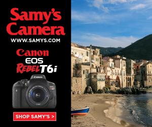 Canon EOS Rebel T6i at Samy's Camera