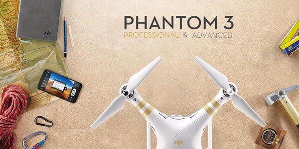 Phantom 3 Quadcopters at Samy's Camera