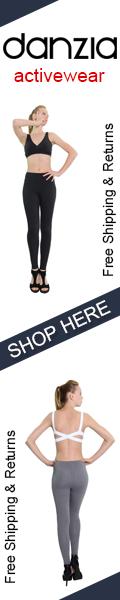 Shop Activewear At Danzia. Free Shipping & Free Return!