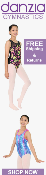Shop Gymnastic Wear At Danzia. 60+ Styles. Enjoy Free Shipping & Returns!