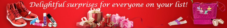 Delightful Surprises For Everyone On Your List