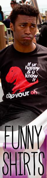 Funny T-Shirts for Men Women & Kids