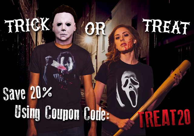 Trick-Or-Treat Yo' Self with 20% Off + FREE Goodies at www.shopgoodie.com until 10/31/15. Happy shopping!