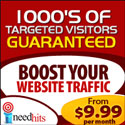 1,000 Guaranteed Visitors in 30 Days!