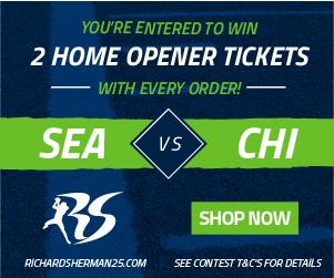 Richard Sherman Ticket Giveaway SEA vs CHI