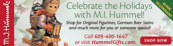 Celebrate the Holidays with M.I. Hummel